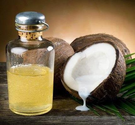 champú de coco