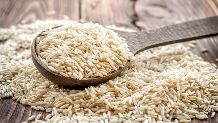 producción de arroz en México
