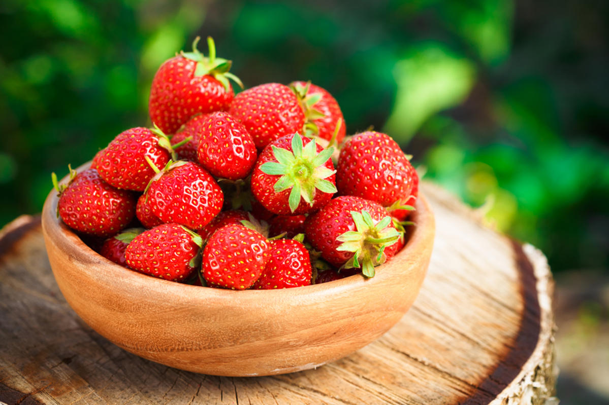 producción de fresa en méxico